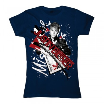 justin-bieber-under-the-mistletoe-tshirt