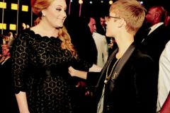 Bieber med andra