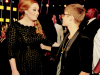 thumbs bieber adele Justin Bieber bilder