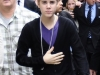 thumbs bieber vinkade fans paris 08 Justin Bieber bilder