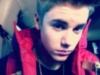 thumbs blurry Justin Bieber bilder