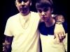 thumbs justin bieber ben baller Justin Bieber bilder
