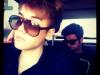 thumbs justin bieber ryan Justin Bieber bilder