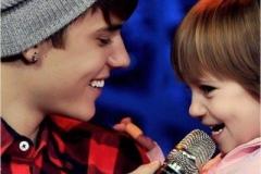 Justin och hans familj