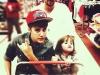 thumbs justin familj Justin Bieber bilder