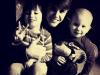 thumbs justin syskon Justin Bieber bilder