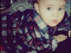 thumbs bieber baby Justin som barn