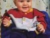 thumbs bieber bebis Justin som barn
