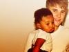 thumbs justin barn Justin som barn