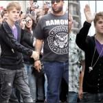 bieber vinkade fans paris 150x150 Bieber vinkade till sina fans @ [bilder]