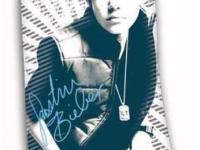 Bild på Justin Bieber badlakan (beach towel)