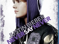 Justin Bieber- Never Say Never DVD & Blu-ray