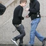 justin bieber paris bercy 03 150x150 Justin Bieber innan konserten i Bercy, Paris