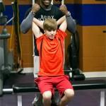 justin bieber tranar 04 150x150 Justin Biebers träningspass med personlig tränare