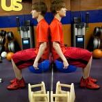 justin bieber tranar 05 150x150 Justin Biebers träningspass med personlig tränare