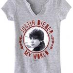justin bieber tshirt collegiate 150x150 Justin Bieber T Shirts
