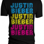 justin bieber tshirt logo 150x150 Justin Bieber T Shirts
