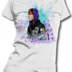 justin bieber tshirt never say never 150x150 Justin Bieber T Shirts