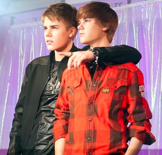 justin bieber vaxdocka 03 Justin Bieber har blivit vaxdocka