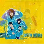 justin bieber wallpaper 18 150x150 50 supersnygga wallpapers med Justin Bieber