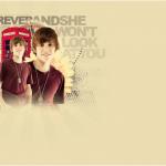 Justin Bieber wallpapers/skrivbordsunderlägg 25