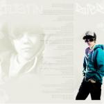 Justin Bieber wallpapers/skrivbordsunderlägg 30