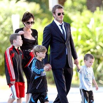 beckham Beckhams son vill döpa sin syster efter Justin Bieber
