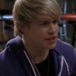 "Glee ""Comeback"": Chord Overstreet som Sam Evans- framför Justin Biebers ""Baby"""