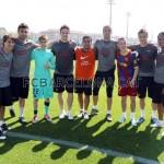 justin bieber fotboll barcelona 05 150x150 Justin spelar fotboll med Barcelona [bilder & videor]