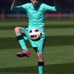 justin bieber fotboll barcelona 11 150x150 Fler bilder: Justin Bieber spelar fotboll med Barcelona