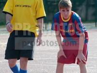 Justin Bieber spelar fotboll i Madrid