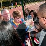 justin bieber fotboll madrid 14 150x150 Justin Bieber spelar fotboll i Madrid
