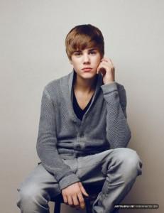 justin bieber photoshoot 03 231x300 Willow Smith tycker att Justin är jätterolig