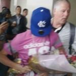 justin bieber selena gomez jakarta 02 150x150 Justin och Selena anländer till Indonesien [bilder & video]