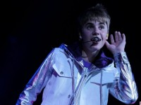 Justins konsert i Singapore