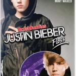 justin bieber tandtrad 150x150 Justin Bieber saker: sjungande tandborstar, tandtråd mm