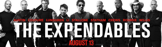the expendables Justin Bieber i Sylvester Stallones The Expendables?