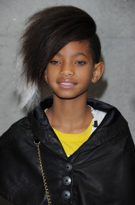 willow smith 198x300 Willow Smith tycker att Justin är jätterolig