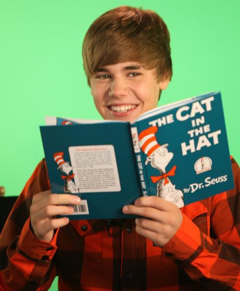 justin bieber bok Justin funderar på college