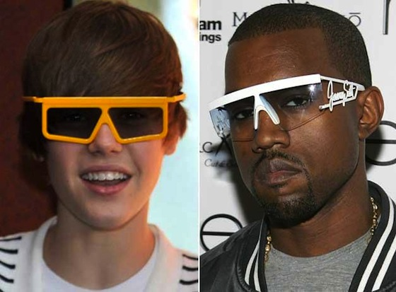 justin bieber kanye west Bieber om Kanye West: Han r ingen skit!