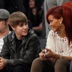 justin bieber rihanna 150x150 Bilder på Justin Bieber