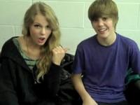 "Taylor Swift gjorde en cover på Biebers ""Baby"""