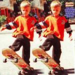 justin skatar 150x150 Bilder på Justin Bieber