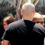 selena gomez bieber studio 150x150 Justin och Selena tillsammans vid studion