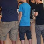 justin bieber ryan butler shoppar 23 150x150 Justin Bieber & Ryan Butler shoppar på Armani