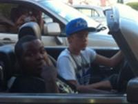 Justin Bieber stoppades av polis