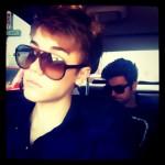 justin bieber ryan 150x150 Instagram bilder på Justin Bieber från senaste månaden