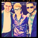 justin bieber usher scooter braun 150x150 Instagram bilder på Justin Bieber från senaste månaden
