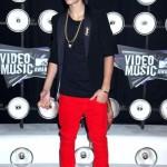justin bieber vma orm 03 150x150 Justin Bieber @VMA 2011 (med ormen Johnson)