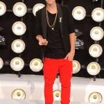 justin bieber vma orm 11 150x150 Justin Bieber @VMA 2011 (med ormen Johnson)